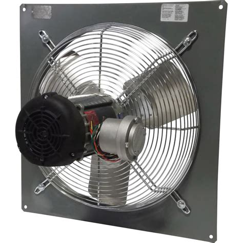 explosion proof exhaust fan canarm explosion proof single speed exhaust panel fan