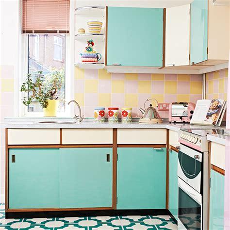 Kitchen Sink Ideas - retro kitchen ideas ideal home