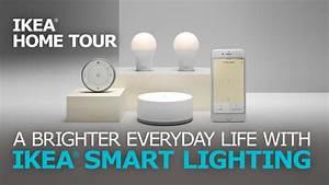 Ikea Smart Home : easy home automation with smart lights ikea home tour ~ Lizthompson.info Haus und Dekorationen