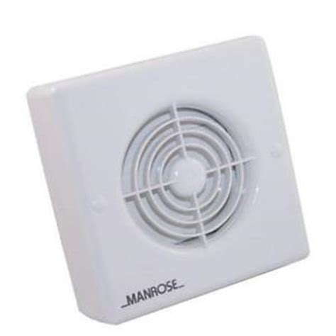 Manrose Xfhp Extractor Fan With Integral