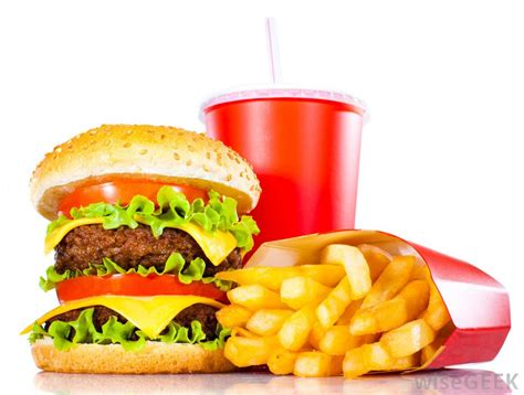 cuisine m what are the different types of fast food advertising