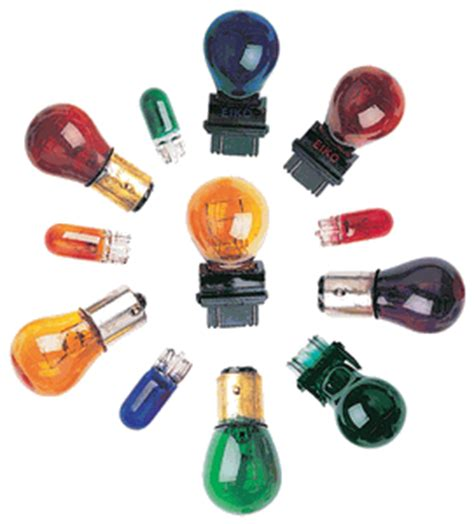 colored light bulbs for cars and trucks automotive