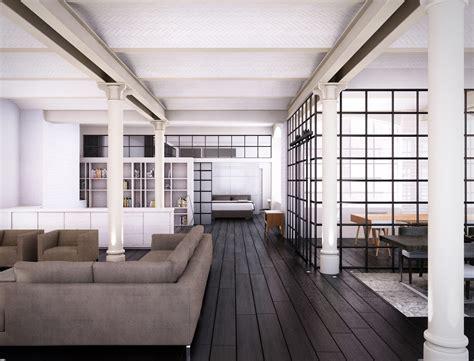 Loft Der Moderne Lebensstilmodernes Loft Design 2 by Naos Innenausbau Schokoladenfabrik Berlin