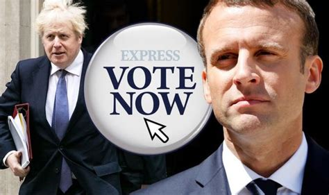 Brexit poll: Should Boris give in to Macron's fishing ...