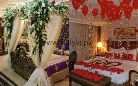 Bridal Wedding Room Decoration Ideas 2016   Style.Pk