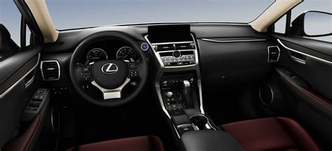 lexus  nx  dark rose interior  northwest lexus