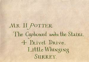 welcome to hogwarts the good greatsby With harry potter hogwarts letter