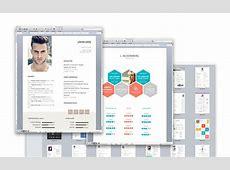 Resume & CV Expert 30 – Resume templates for MS Word