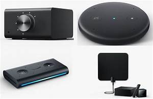 Amazon Launches A Bunch Of Echo Devices Including Echo