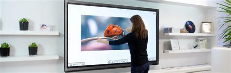 ecran tactile interactif hd et uhd g 233 ant 86 quot speechitouch speechi