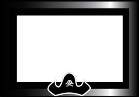 pirate frame cliparts   clip art