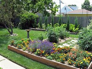 Small Formal Garden Design Ideas Completed Various Green