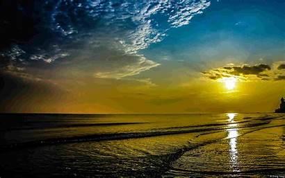 Beach Digital Coast Desktop Wallpapers Backgrounds Nature