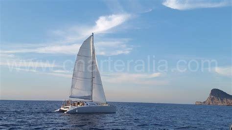 Catamaran Yacht Ibiza by Cat 52 Catamaran Hire In Ibiza Yacht Charter Ibiza