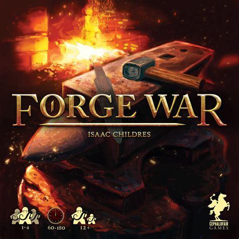 En battleship war, tú y tu oponente colocan primero los acorazados en un mapa. Forge War ~ Juego de mesa • Ludonauta.es
