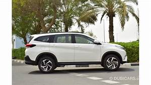 Toyota Rush Petrol Automatic For Sale  White  2019