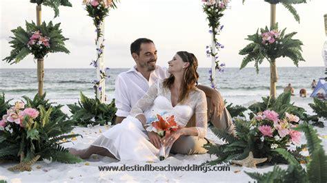 destin church  beach weddings destin fl beach weddings