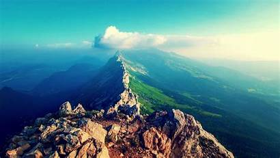 Mountains Desktop Backgrounds Mountain Range Sky Windows