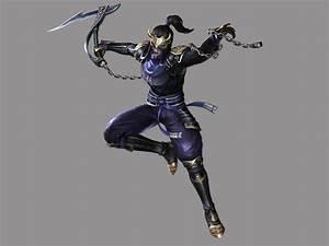 Samurai Warriors 3 Character Art – Nintendo Okie