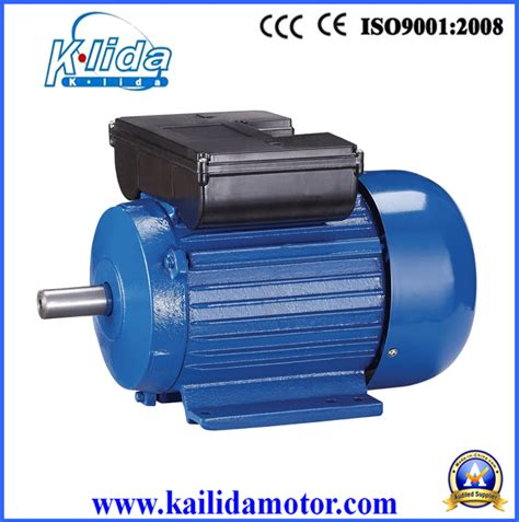 Strong Electric Motor by China Capacitor High Capacity Strong Starting