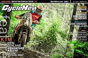 Cycle News Magazine #4: New Zealand Adventure, Oakland Supercross...