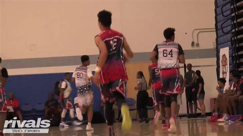 pangos aa camp  point guard cole anthony highlights