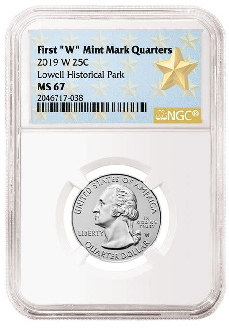 ngc celebrates   mint mark quarters ngc