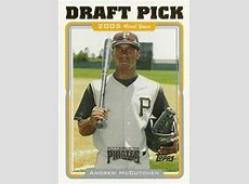 Andrew McCutchen Rookie Card Guide