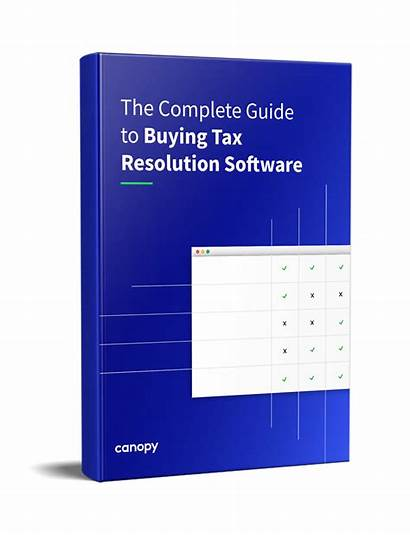 Tax Resolution Guide Software Buying Complete Resolutions