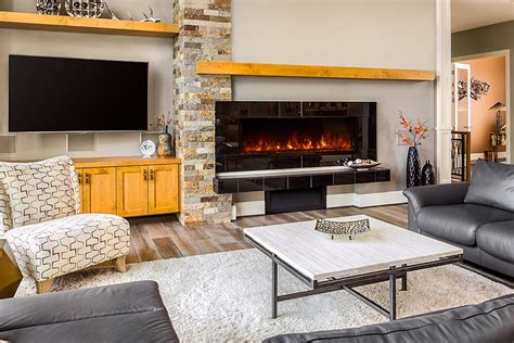 modern electric fireplaces ar hot az structures review