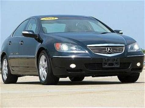 2005 Acura Rl Problems by 2005 Acura Rl Photos 3 5 Gasoline Automatic For Sale