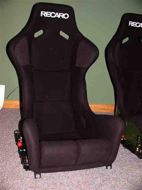 recaro spa racing seats  pair