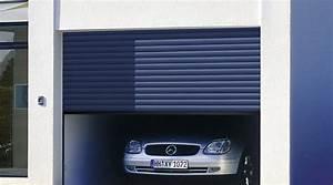 Porte de garage a creil dans l39oise for Porte de garage enroulable jumelé avec la porte blindée
