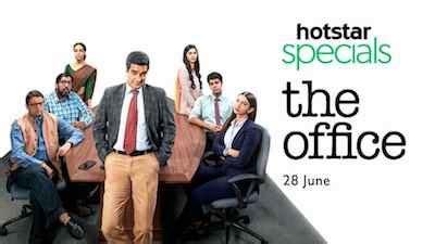 office indian tv series wikipedia