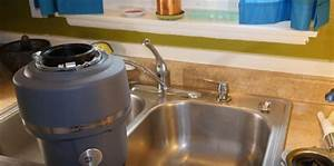 How To Install An Garbage Disposal Unit