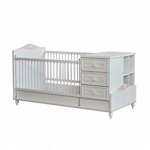 Luxury Baby Cot Bed For Baby Bedroom