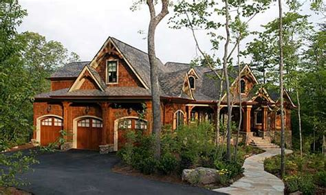 mountainside home plans rustic craftsman home plans mountain craftsman home plans