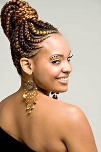 Coiffure Tresse Africaine : salon coiffure afro blog femme infos ~ Nature-et-papiers.com Idées de Décoration