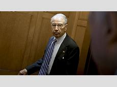 Grassley embraces oversight role in TrumpRussia probe