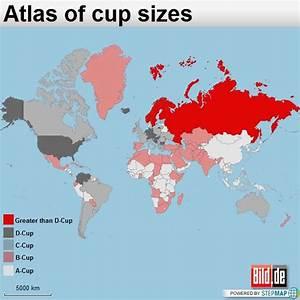 World Breast Size Chart