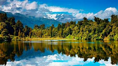 Lake Clear Background Desktop Wallpapers Lakes Nature