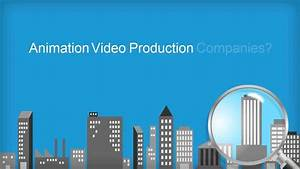 Types of Animation Video Production Companies: Whiteboard ...