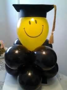 Balloon Graduation Centerpiece Ideas