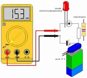 Comment Mesurer Amperage Avec Multimetre : cours n 1 l 39 amp rem tre cours de physique et de chimie ~ Premium-room.com Idées de Décoration