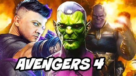 Avengers Endgame Hawkeye