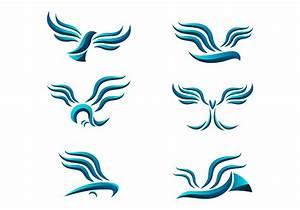 Abstract Buzzard Logo Vector - Download Free Vector Art ...