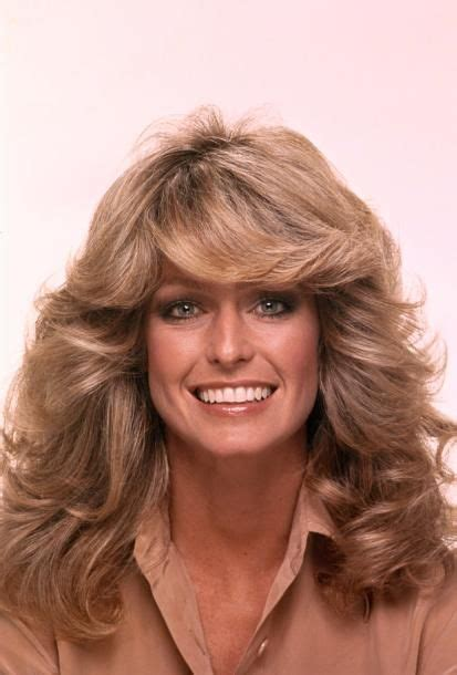 70s Feathered Hairstyles by The 50 Most Iconic Hairstyles Of All Time Vintagehair