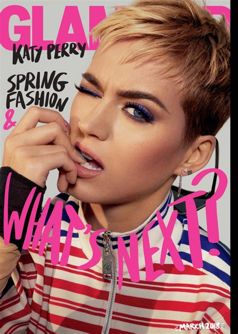 2018 Katy Perry Magazine Cover