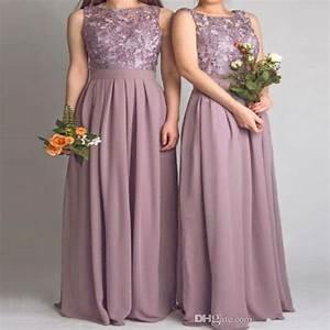 popular mauve dresses buy cheap mauve dresses lots from With mauve wedding dress