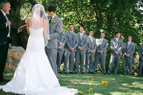 wedding of jackie bryan at gold hill gardens in